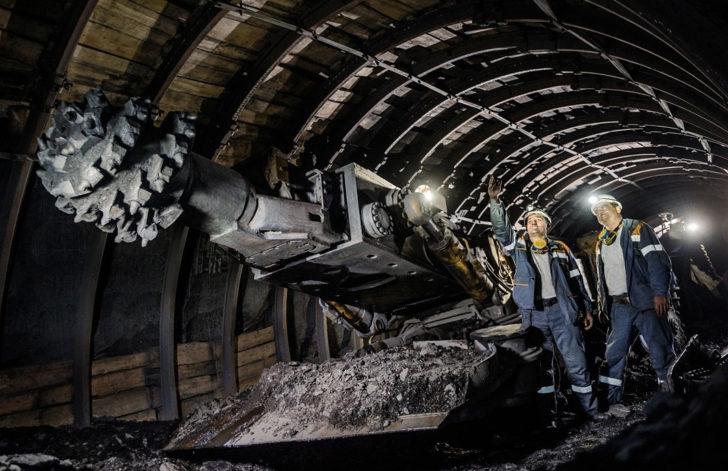 В мае шахтеры ДНР добыли 950 тысяч тонн угля