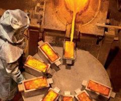 В I квартале РФ увеличила выпуск золота на 8