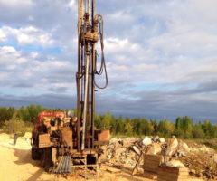 Уранцветмет 8212 бурение и геологическое изучение объектов