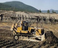 Работа на россыпных месторождениях золота ООО Индголд