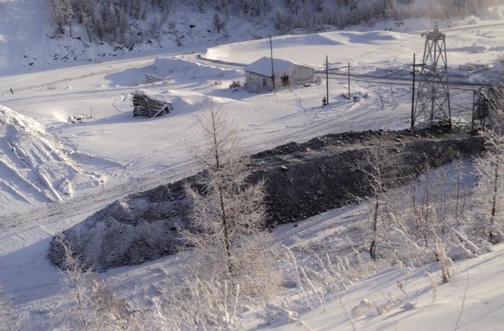 Работа вахтой на золотом руднике в Сарылах-Сурьма Звезда входят в ООО ГеоПроМайнинг  GPM Gold