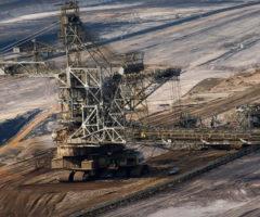 Добыча оловянной руды на Правоурмийском месторождении