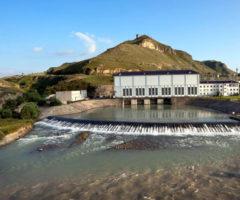 Новая Зеленчукская ГЭСГАЭС гидроаккумулирующая электростанция запущена