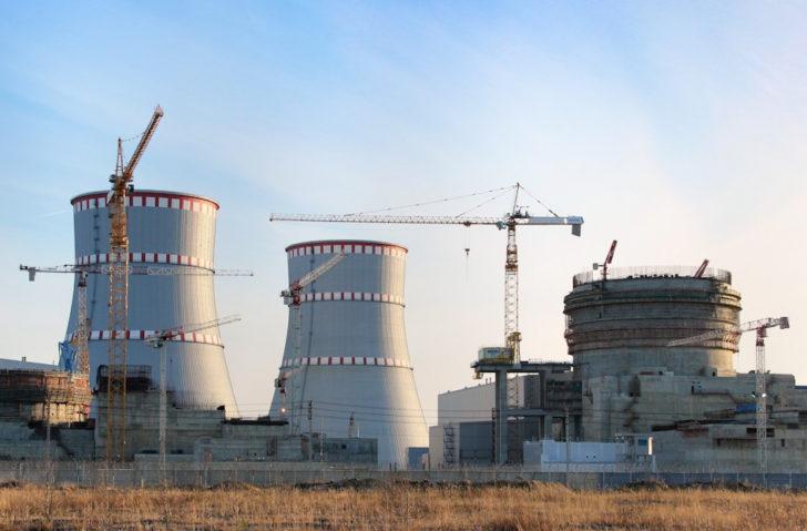 На Ленинградской АЭС продолжается строительство нового энергоблока