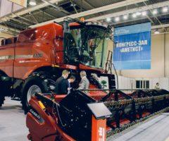 Агротехника производства СГН на выставке ХХ Агропромышленного форума юга России
