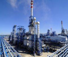Очередной этап модернизации начат на ГазпромнефтьОНПЗ