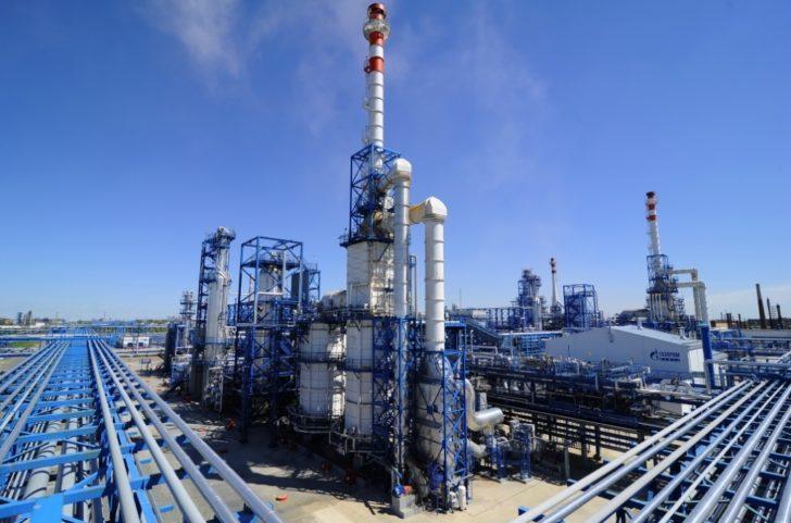 Очередной этап модернизации начат на Газпромнефть-ОНПЗ