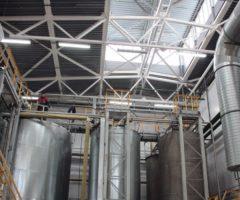 Речицадрев осваивает производство карбамидоформальдегидных смол