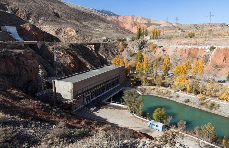 Определен новый участник реконструкции Ат-Башинской ГЭС в Киргизии