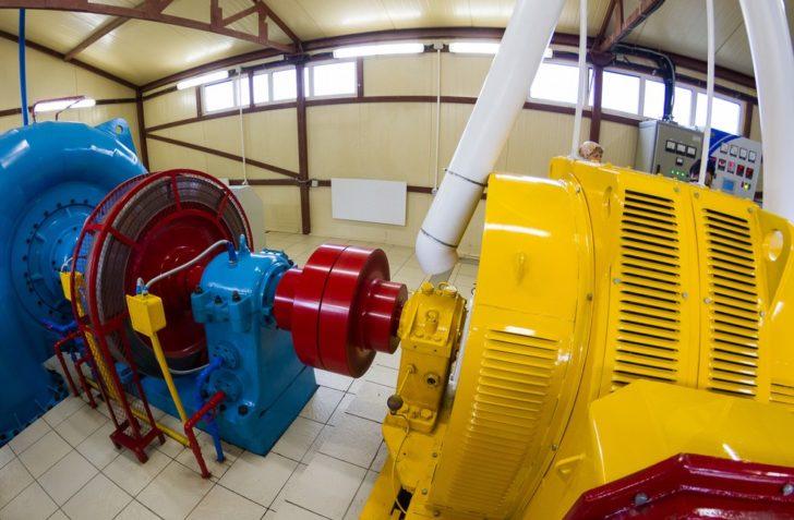 Микро-ГЭС решат макро-проблемы