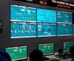 Модернизация Бишкекской ТЭЦ завершена