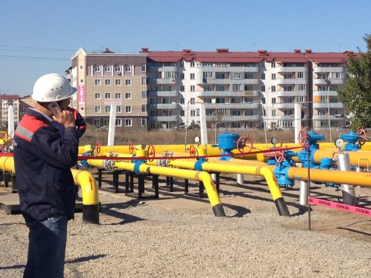 Газ из угля планируют получать в Казахстане