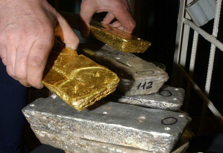 Итоги добычи золота и серебра за 2017