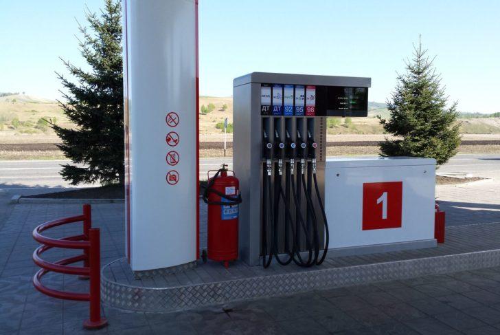 Современные топливораздаточные колонки