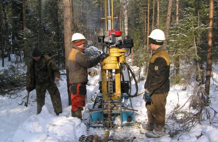 Поисковые и разведочные работы обеспечивают будущее золотодобычи