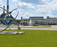 Открытии цеха водорастворимых удобрений на ЕврохимБелореченские минудобрения