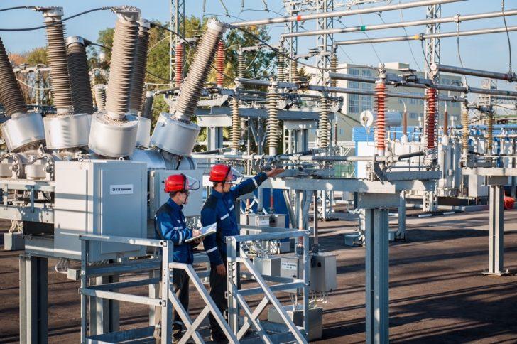Строительство и реконструкция энергетических объектов в РФ