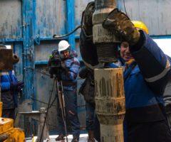 Работа вахтой на нефтегазовой скважине