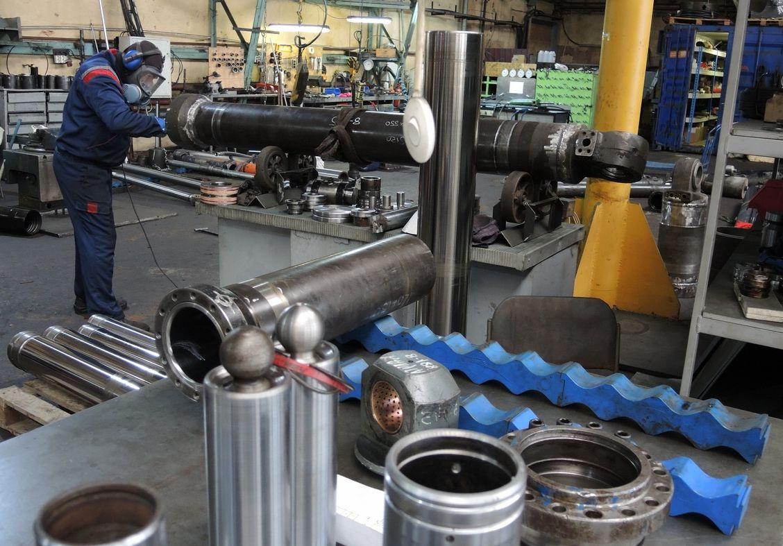 Текущий и капитальный ремонт гидроцилиндров