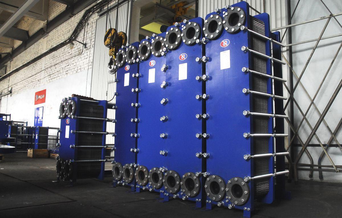 Теплообменники специфика применения оборудования в промышленном секторе