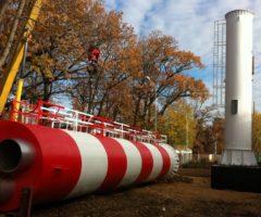 Виды промышленных дымовых труб