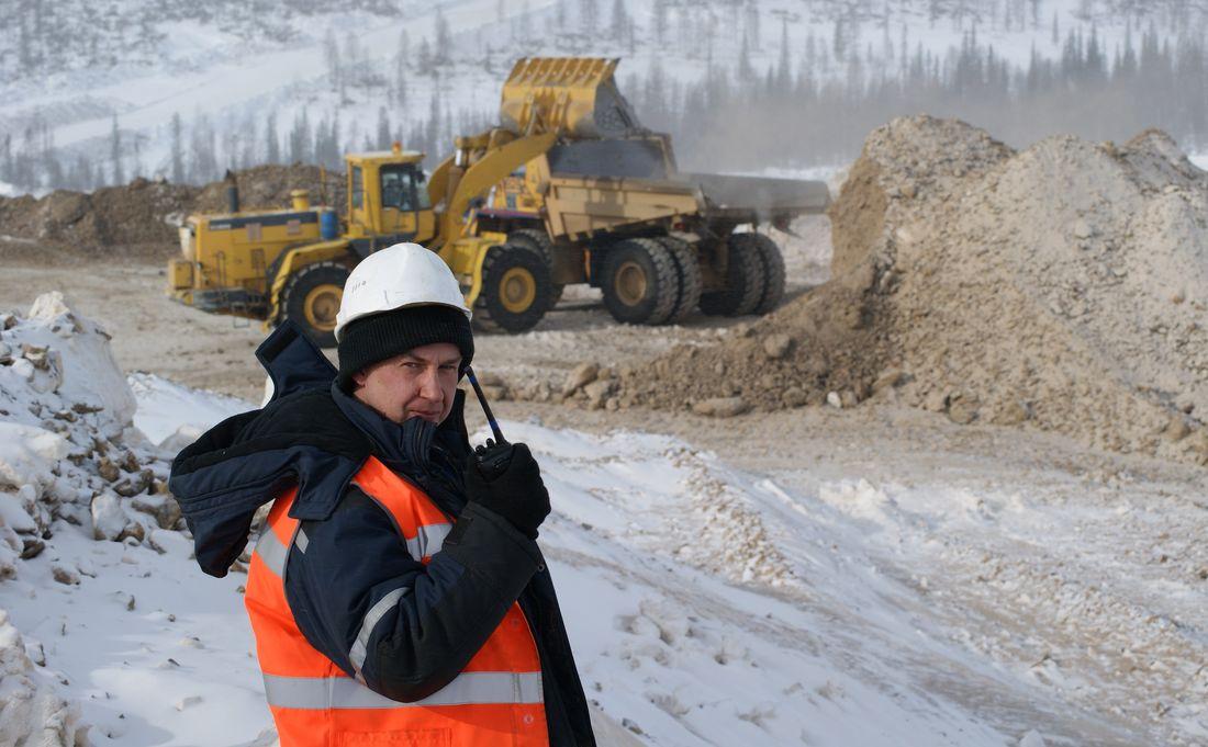 Работа золотодобытчиком в ООО Рудник Валунистый