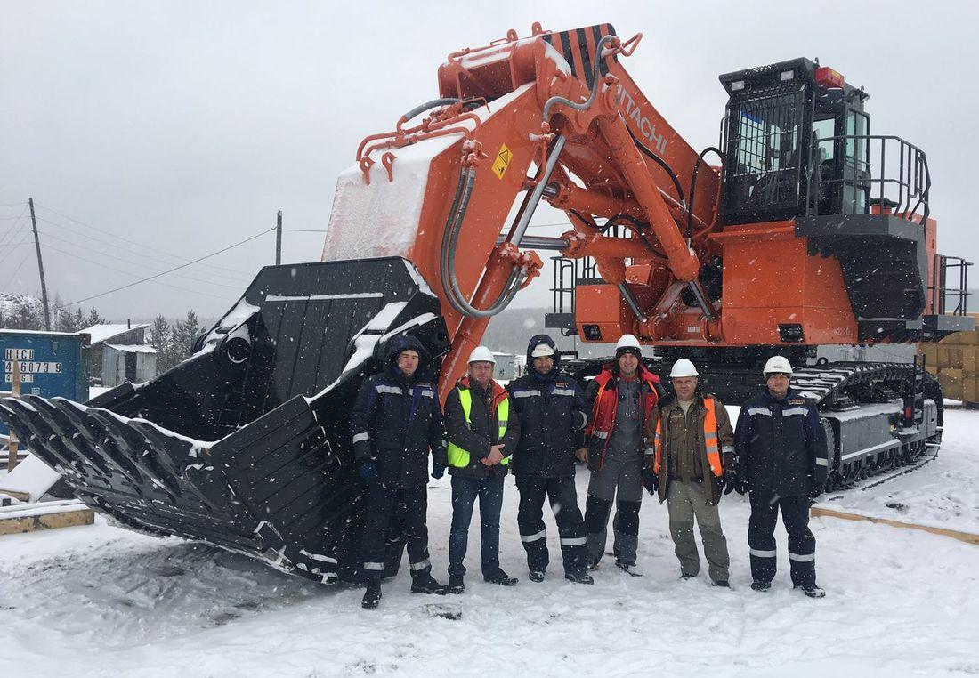 Работа в золотодобывающей компании Васильевский рудник