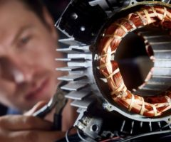 Асинхронные двигатели конструктивные и эксплуатационные особенности техники