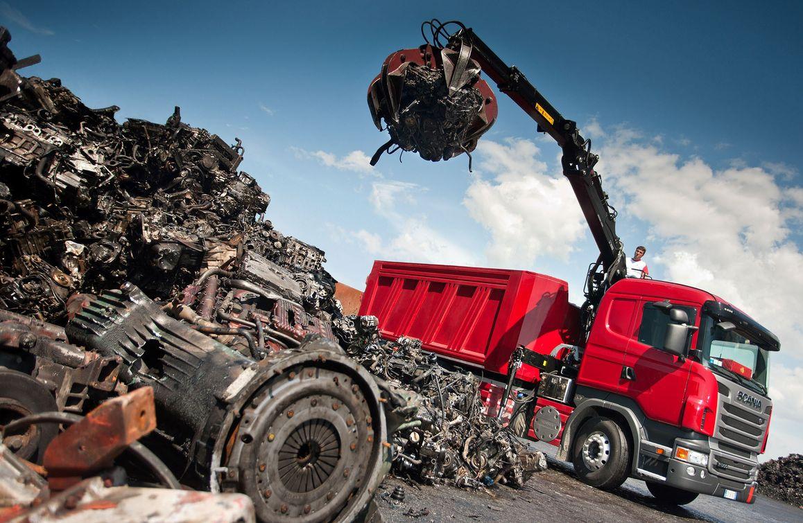 Как выгодно и безопасно сдать металлолом