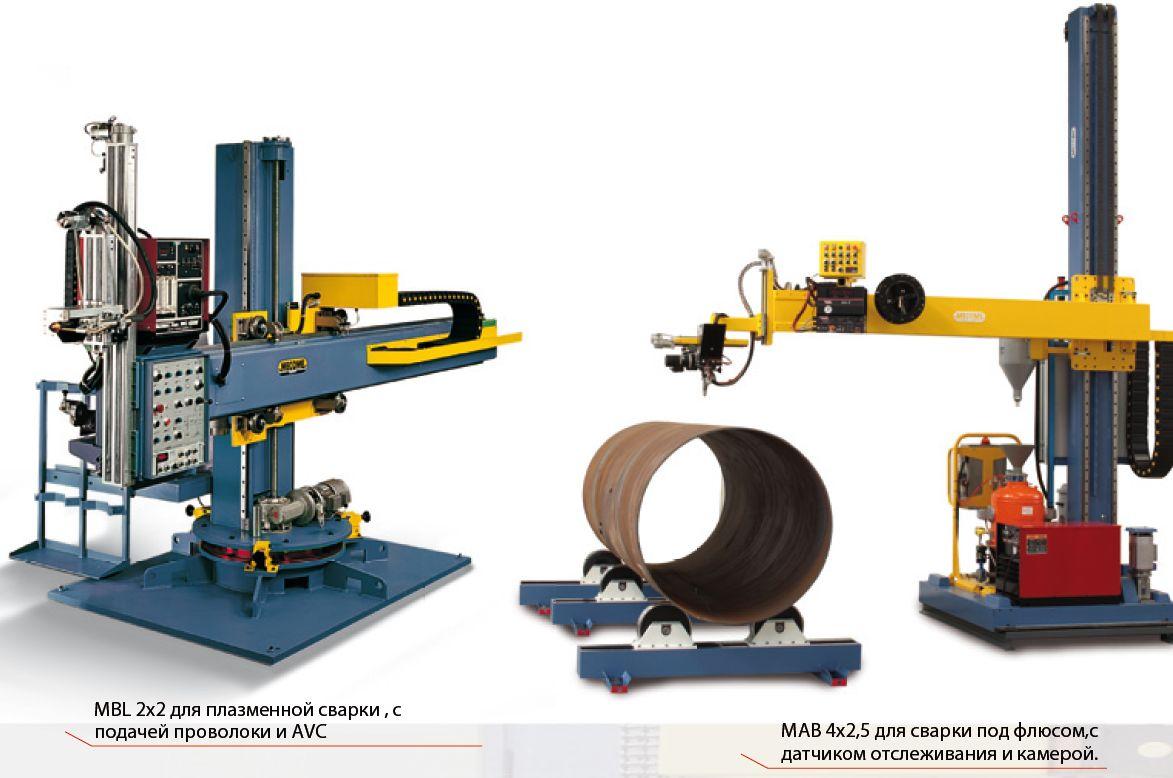 Промышленные роботы на производстве