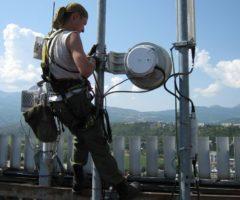 Промышленный альпинизм Высотные работы