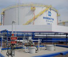 Работа на добыче нефти и газа в ПАО НОВАТЕК
