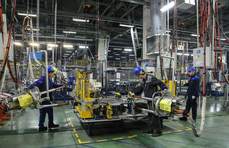 Производство в современном мире