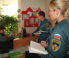 Подготовка к проверке пожарного инспектора