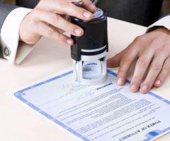 Разница между декларацией соответствия и сертификатом