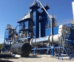 Асфальтосмесительная установка ДС 185 обзор технических характеристик