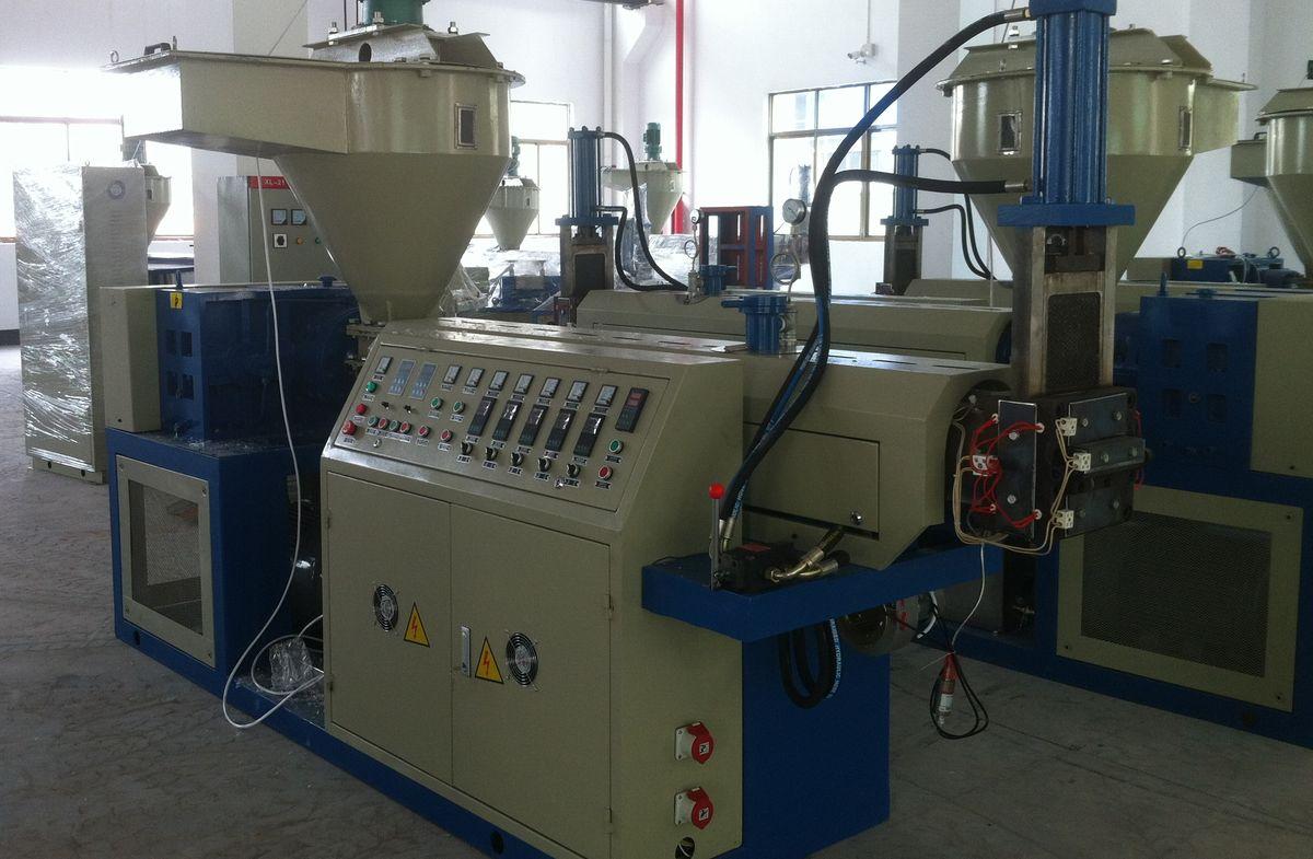 Гранулятор полимеров для производства нового пластика