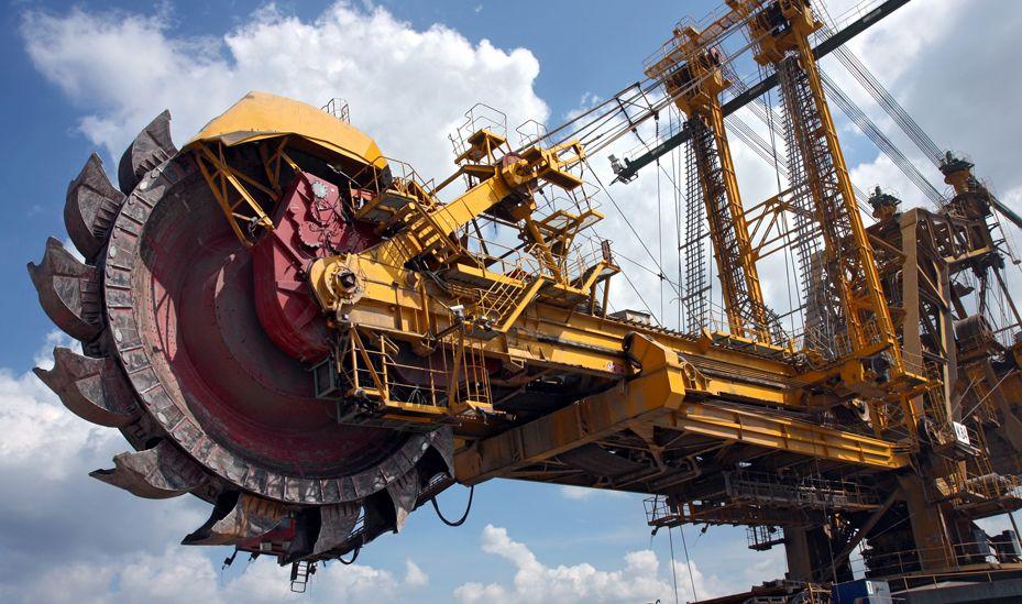 Каталог оборудования для горной промышленности