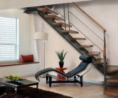 Популярные материалы для изготовления лестниц