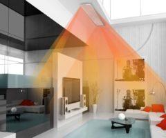 Инфракрасные потолочные обогреватели и их преимущества