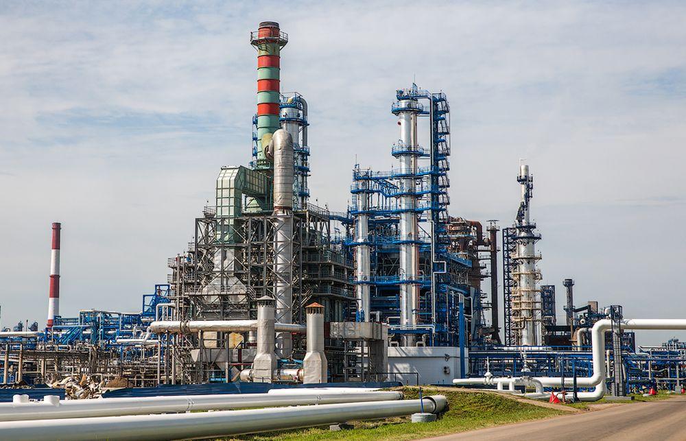Как перерабатывают нефть