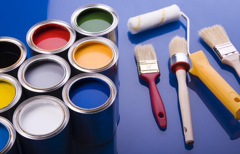 Как правильно выбирать краску
