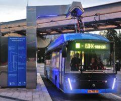 Автобусы ЛиАЗ Ликинского автобусного завода