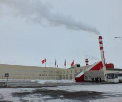 Экскурсия по заводу ROCKWOOL