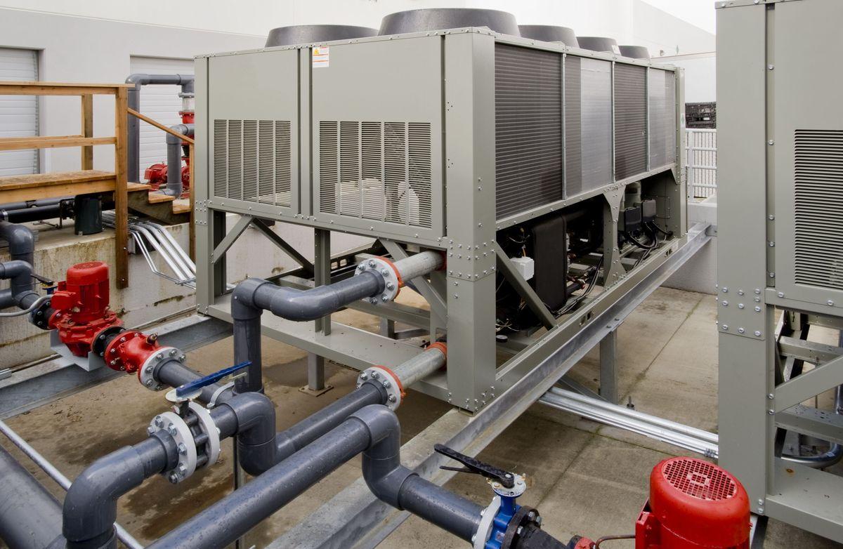Гликолевые антифризы для чиллерных систем охлаждения