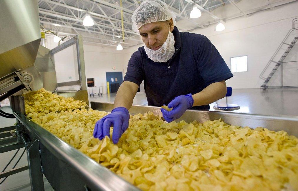 Картошка по-русски съесть нельзя переработать