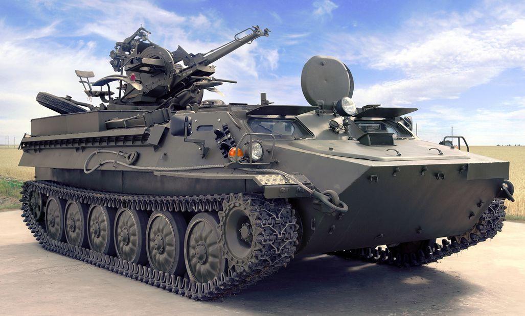 МТЛБ и МТЛБу 8212 многоцелевой легкий бронированный транспортер в военном и гражданском вариантах