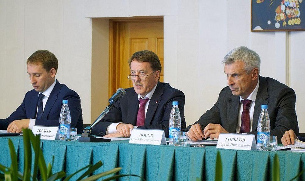 Недавно состоялось совещание по использованию недр Колымских месторождений