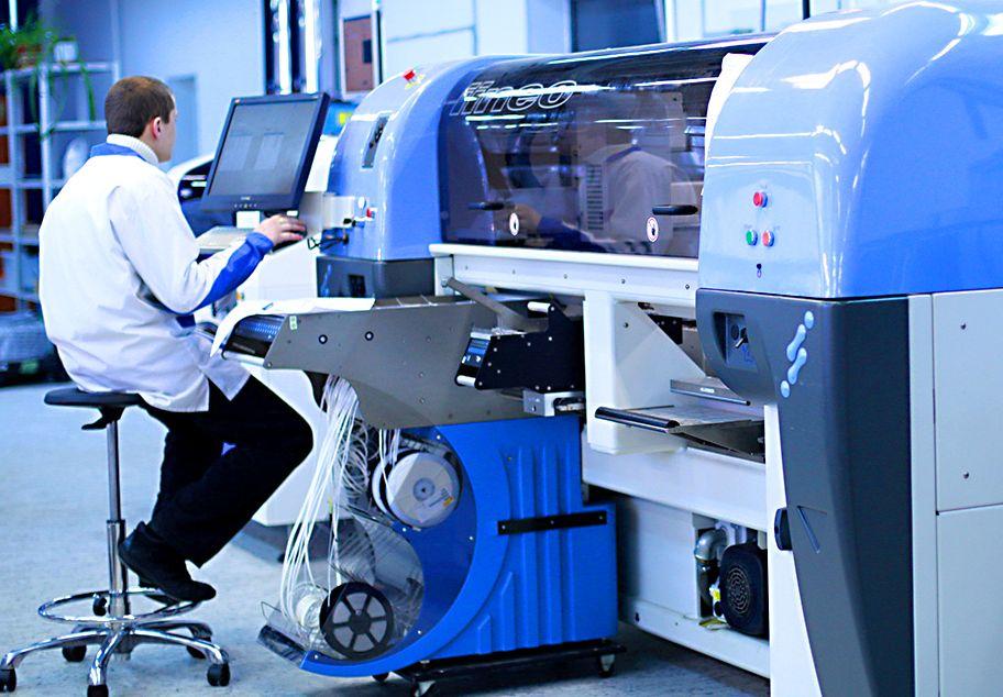 Производство ноутбуков
