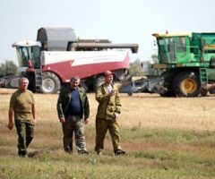 Сельское хозяйство Алтайского края